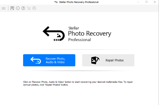 Stellar Photo Recovery Professional 9 free download