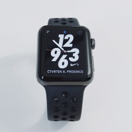 Testing Apple Watch half marathon battery life with cellular off: over 50% after 2 hours