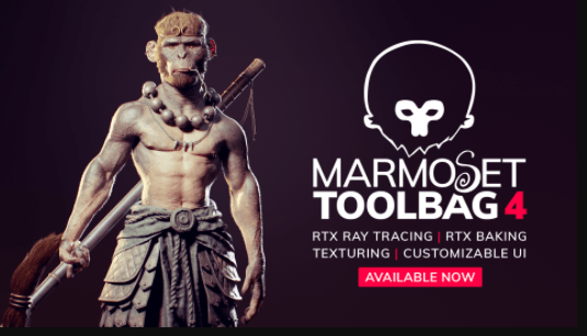 Marmoset Toolbag 4