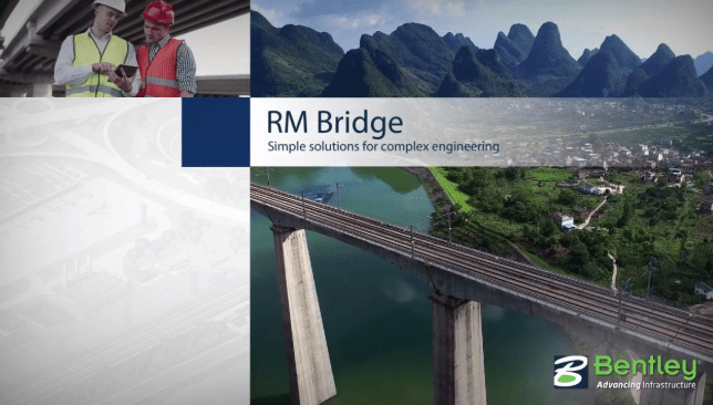 Bentley RM Bridge Enterprise CONNECT Edition 11