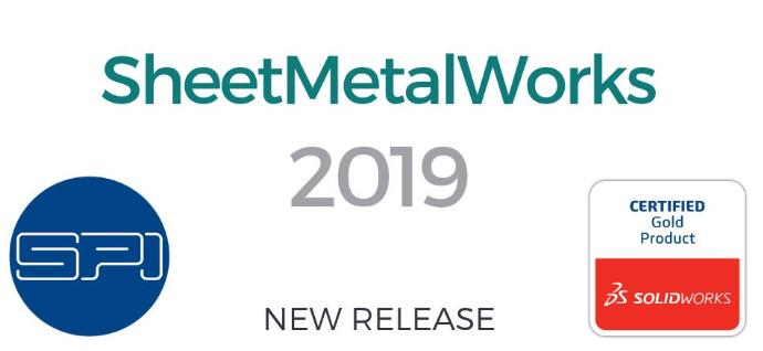 SPI SheetMetal Inventor 2019 for Solidworks Free Download
