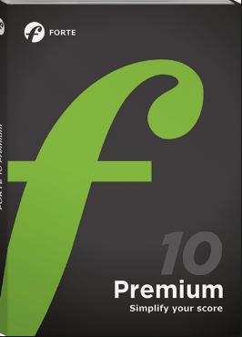 FORTE 10 Premium 10 crack download