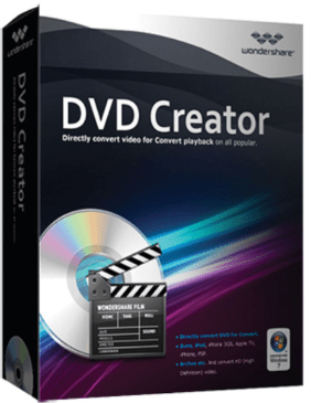 Wondershare DVD Creator 6 crack download