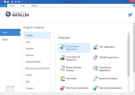 Advanced Installer Architect 15 free download