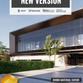 Enscape3D 3.0.2.45914 for Revit SketchUp Rhino ArchiCAD Free Download 2021