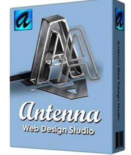 Antenna Web Design Studio 6 free download