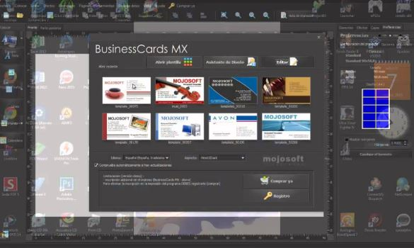 BusinessCards MX 5 free download