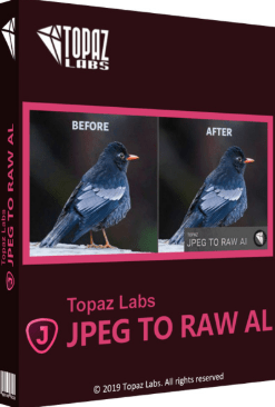 Topaz JPEG to RAW AI 2 crack download