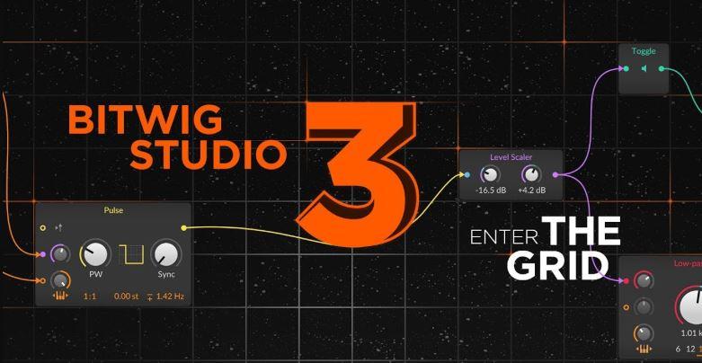 Bitwig Studio 3 crack