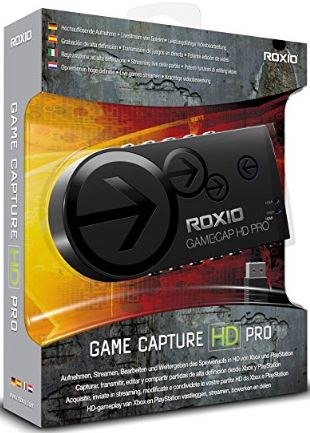 Roxio Game Capture HD PRO 2 crack