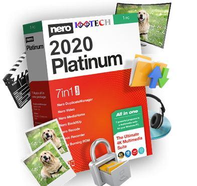 Nero Platinum 2020