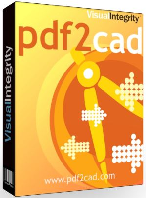 Visual Integrity pdf2cad v11