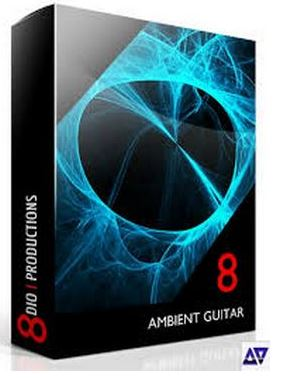 8DiO – The New Ambient Guitar (KONTAKT)