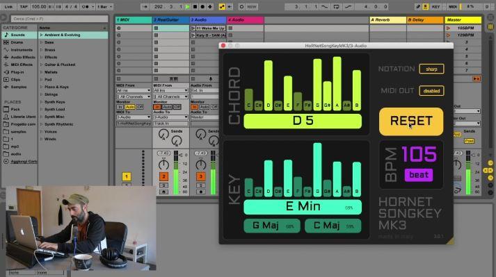 HoRNet – SongKey MKIII v3 VST Free Download