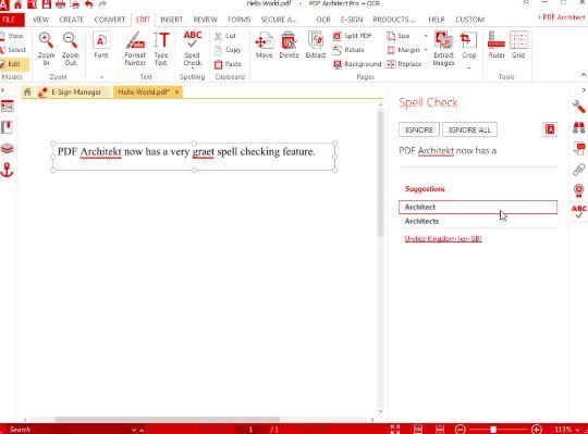 PDF Architect Pro 7 free download