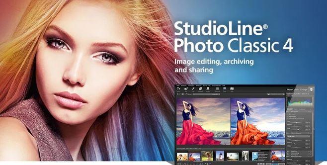 StudioLine Photo Classic 4