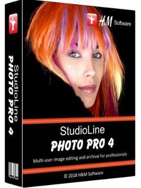 StudioLine Photo Pro 4