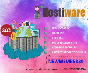 Cheap Webhosting From Hostiware