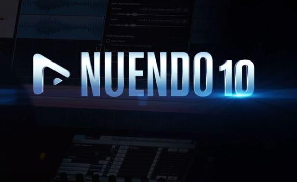 Steinberg Cubase Nuendo 10