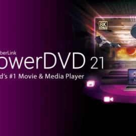 CyberLink PowerDVD Ultra 21.0.1519.62 Free download 2021