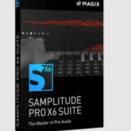 MAGIX Samplitude Pro X6 Suite 17.0.2.21179  Free Download