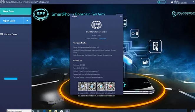SmartPhone Forensic System Professional 6