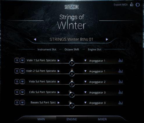 Sonuscore – TO Strings of Winter (KONTAKT)