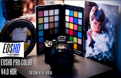 EOSHD Pro Color V4.0 HDR – For Sony A7 III and A7R III