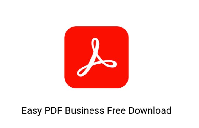 Easy PDF Business