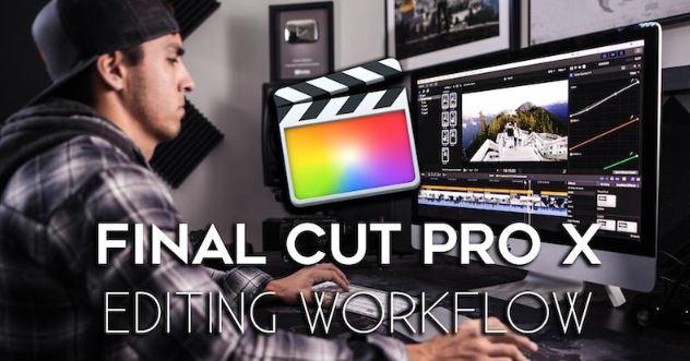 Fulltimefilmmaker Final Cut Pro X Editing Workflow Download