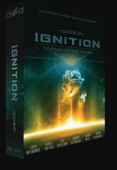 Zero-G Ignition Science Fiction Sounds MULTiFORMAT