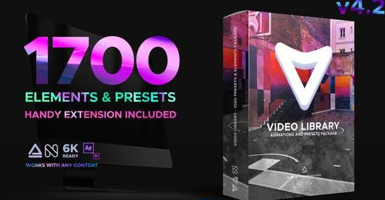 ANIMATION STUDIO ALL PACKS FOR AFTER EFFECTS
