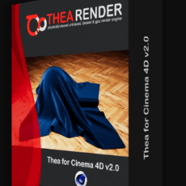 Thea For Cinema 4D v2.2.483.1875 Free Download