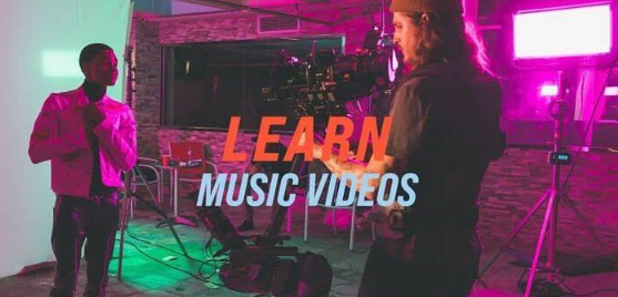 Learn Cinematography LEARN MUSIC VIDEOS