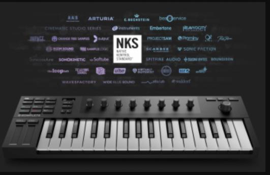 Native Instruments Komplete Kontro