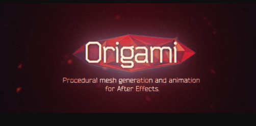 Aescripts Origami 1.2.4 for After Effects Free Download