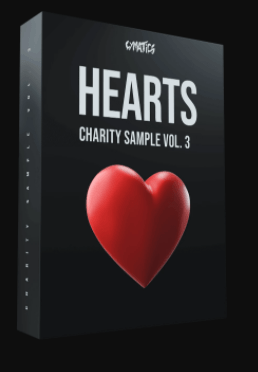 Cymatics Hearts Charity Sample Vol. 3 MULTiFORMAT