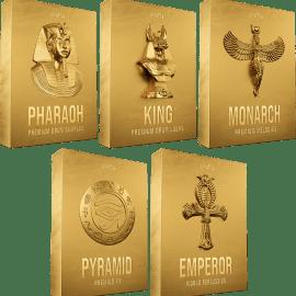 Cymatics PHARAOH Premium Drum Samples WAV MiDi