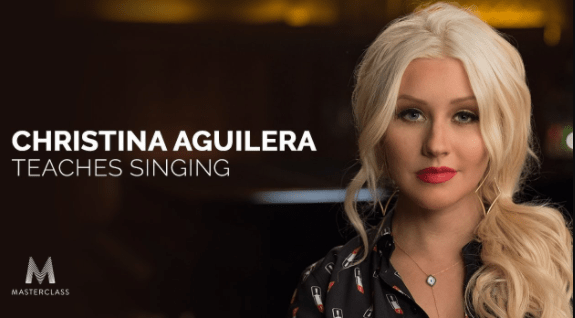 Masterclass Christina Aguilera Teaches Singing Tutorial
