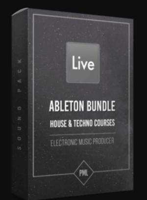 PML – Ableton Live House & Techno Producer Bundle