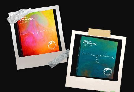 Orchestral ToolsBERLIN ORCHESTRA INSPIRE 1 & 2 (KONTAKT)