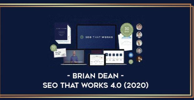 SEO That Works 4.0 by Brian Dean