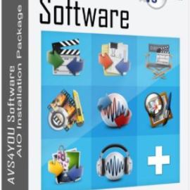 AVS4YOU AIO Software Package 5.0.5.167 Free Download