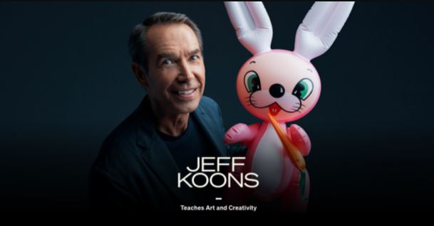 MasterClass – Jeff Koons Teaches Art and Creativity