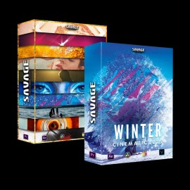 Savageluts WINTER + ALL LUTS PACK