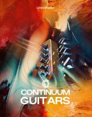 Cinesamples Continuum Guitars KONTAKT