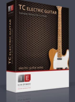 Ilya Efimov TC Electric Guitar [KONTAKT]