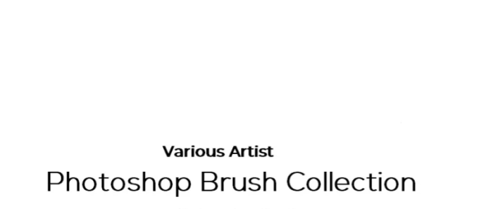 Photoshop Brush Collection (Various Artist)