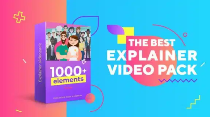 Videohive The Best Explainer Pack   Explainer Video Toolkit 29668190