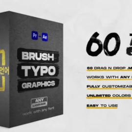 Brush Titles[Videohive][Premiere Pro][30873295